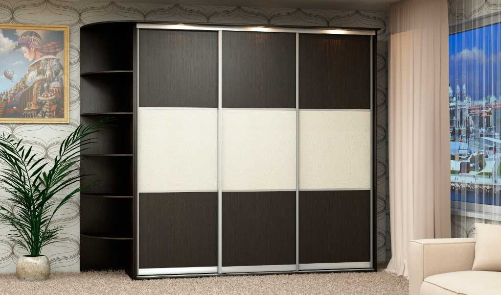 Какой шкаф выбрать - встроенный или корпусный?