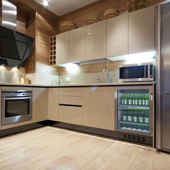 Кухонная мебель на заказ по индивидуальным размерам