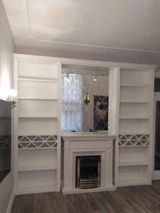Мебель под камин в гостиную
