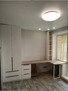 Мебель для спальни на заказ по индивидуальным размерам