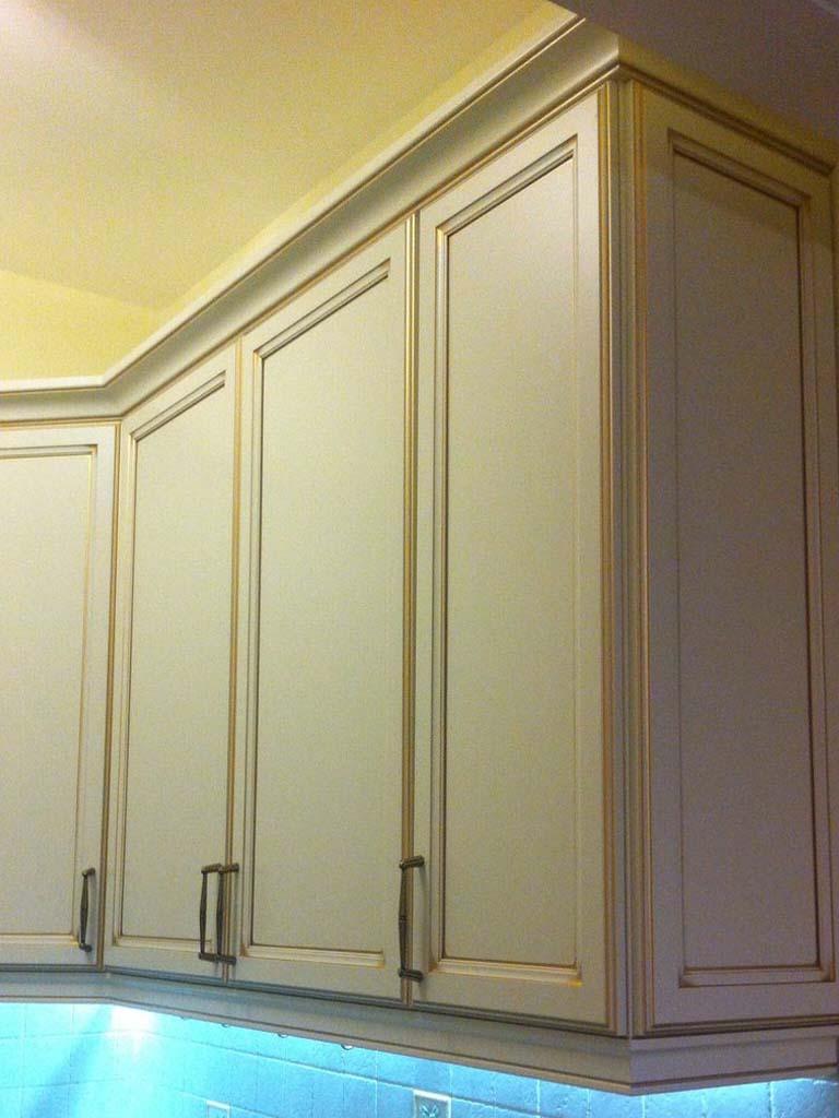 Верхние шкафы мебели для кухни