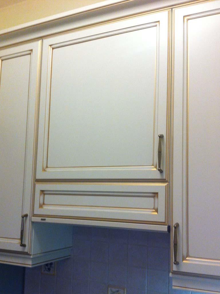Верхний шкаф для кухни на заказ