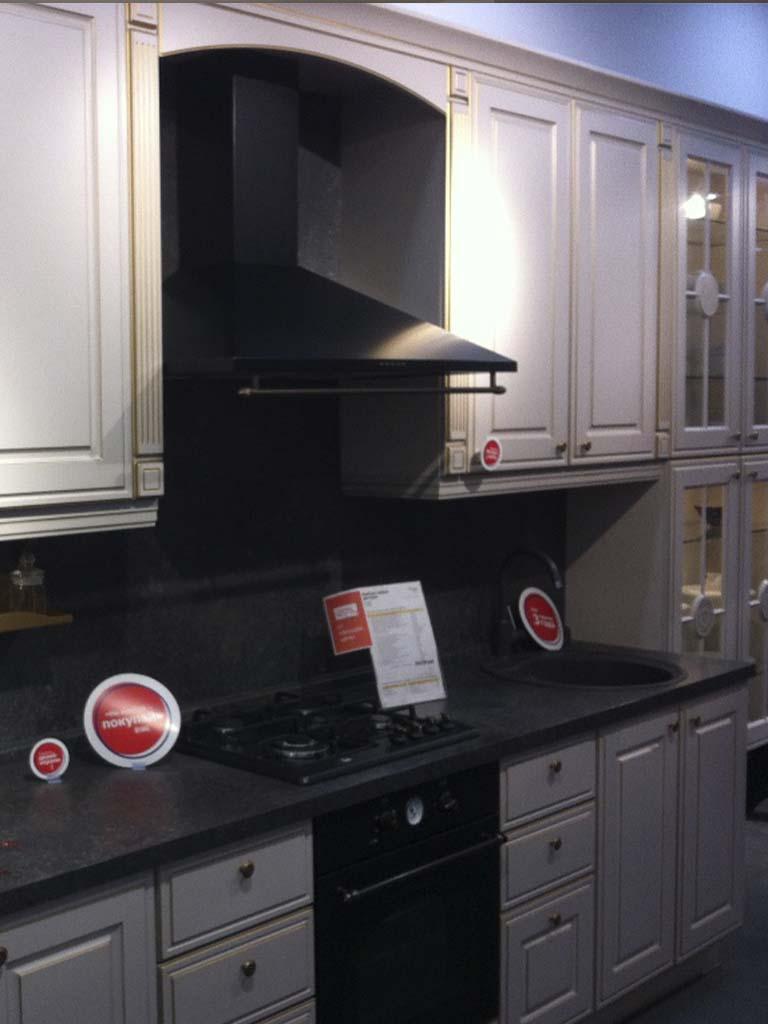 Кухня на заказ недорого Москва