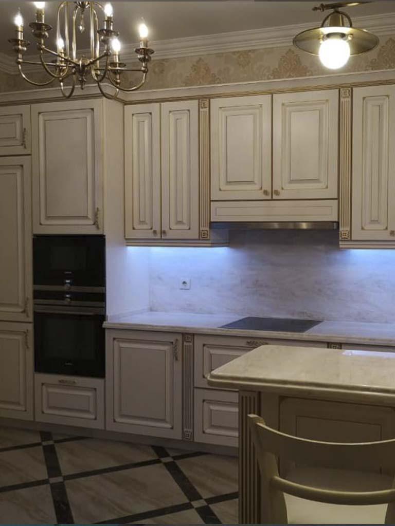Кухонная мебель по индивидуальным размерам