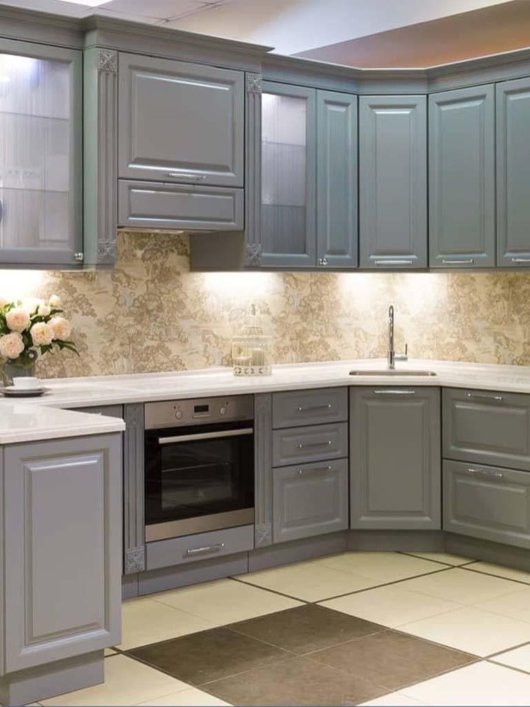 Кухонная мебель на заказ в Москве