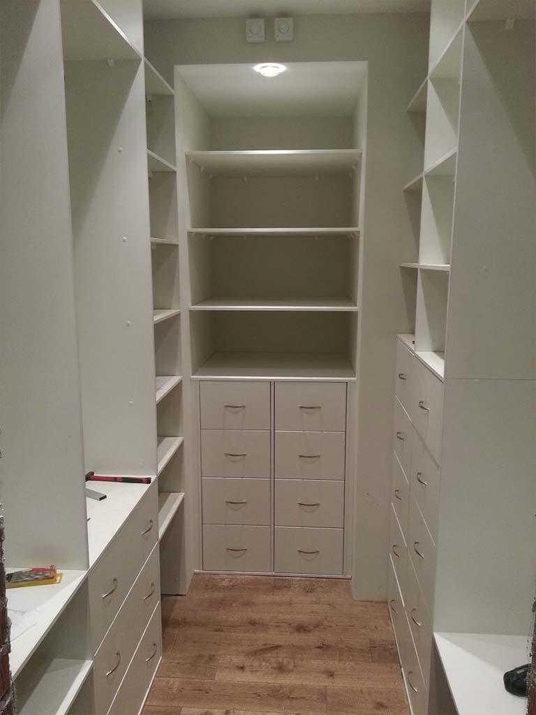 мебель для гардеробной купить Москва