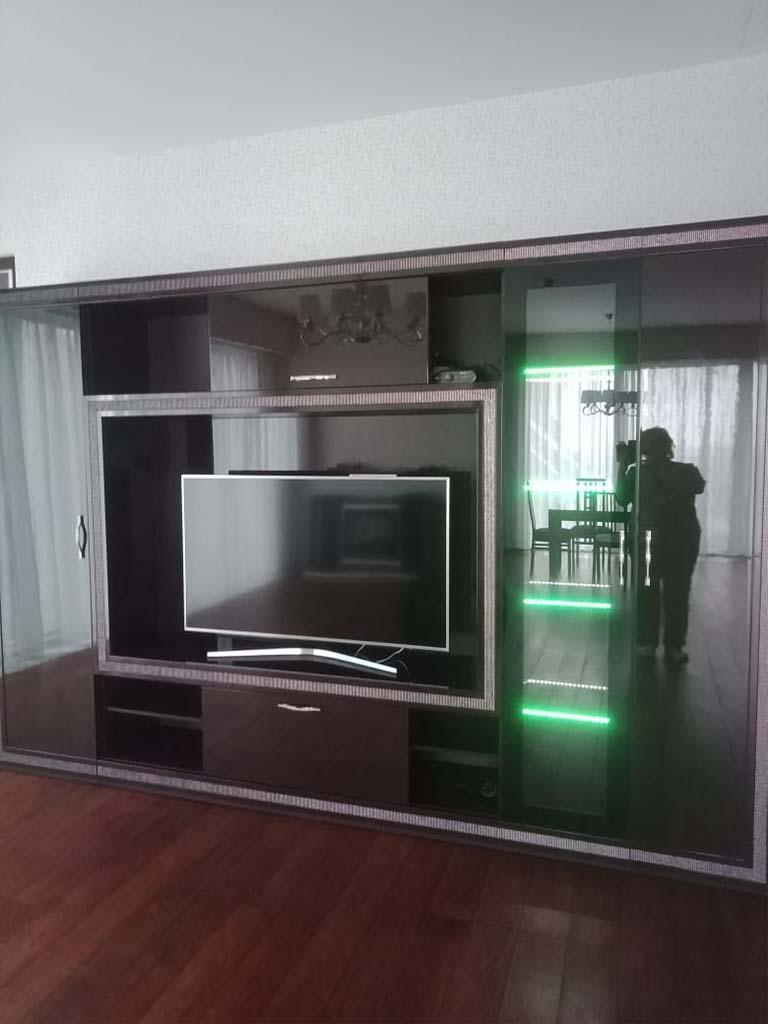 Зеркальная мебель для гостиной/зала