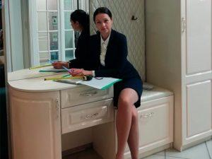 Ваш менеджер по мебели - Ольга